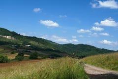 Patrzeje krajobraz Fotografia Royalty Free