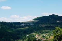 Patrzeje krajobraz Fotografia Stock