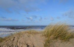 Patrzeje plaża. Fotografia Stock
