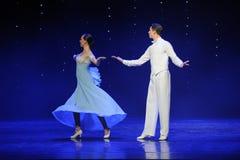 Patrzeje sposób który ty urlop walc Austria światowy taniec Obrazy Royalty Free