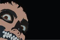 patrzeje zęby Ilustracja Wektor