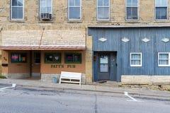 Patt ` s pub Obrazy Stock