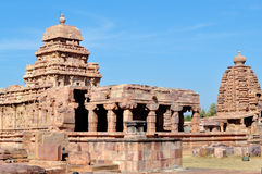 Pattad Kal Temples Royalty Free Stock Images