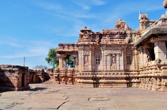 Pattad Kal Temples Royalty Free Stock Photo