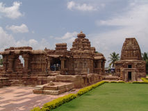 Pattadakal royalty free stock photography