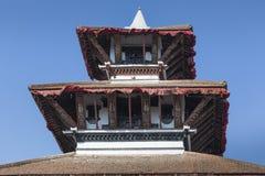Pattan Durbar Square in Kathmandu, Nepal Stock Image