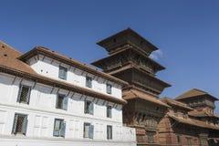 Pattan Durbar Square in Kathmandu, Nepal Royalty Free Stock Photos