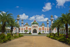 Pattani central mosque,thailand Royalty Free Stock Images