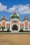 Pattani-zentrale Moschee, Thailand Stockbilder