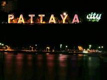 Pattata City stock image