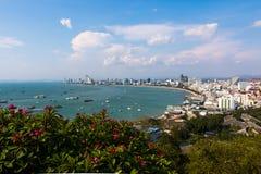 Pattaya Ταϊλάνδη Στοκ Εικόνες