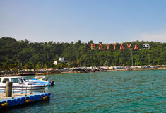 Pattaya Photo stock