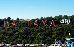 Pattaya Royalty Free Stock Photos