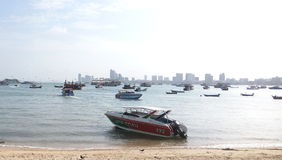 Pattaya : Baie de Maleehay thailand Image libre de droits