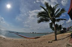 Pattaya Ban Ambur Beach Stock Photo