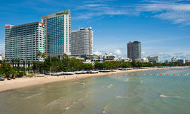 Pattaya Bay Stock Photography