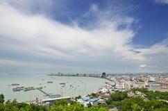 Pattaya Bay Stock Photography