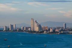Pattaya. Bay Attraction of Thailand Royalty Free Stock Photo