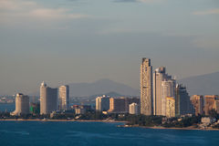 Pattaya. Bay Attraction of Thailand Royalty Free Stock Images