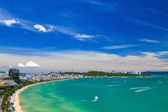 Free Pattaya Beach Stock Photography - 26737842