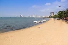 Pattaya beach holiday thailand Stock Image