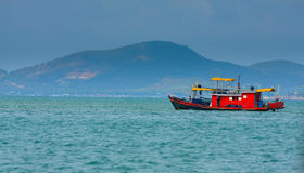 Pattaya beach, Koh lan, Thailand Royalty Free Stock Photography