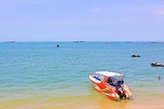 Pattaya Beach, Pattaya, Thailand Stock Photo