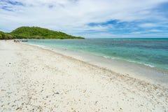 Pattaya beach in summer, Chonburi province, Thailand Stock Photo