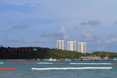 Pattaya beach Royalty Free Stock Photos