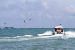 Pattaya beach Royalty Free Stock Photo