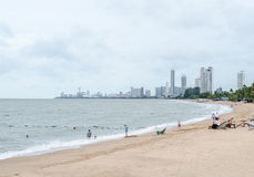 Pattaya Beach,Thailand Royalty Free Stock Photo