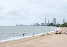 Pattaya Beach,Thailand Royalty Free Stock Photo