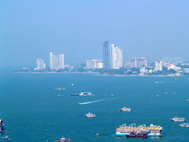 Pattaya  city 12 Stock Image