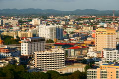 Pattaya City Royalty Free Stock Photography