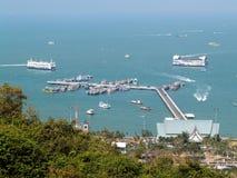Pattaya  city 5 Royalty Free Stock Photography