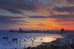 Pattaya City Stock Images
