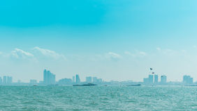 pattaya city Royalty Free Stock Photos