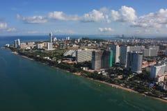 Pattaya. City at Chon Buri,Thailand Stock Photos