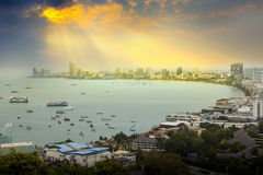 Pattaya Stock Photo