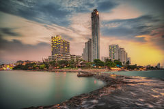 Pattaya City Stock Photo