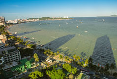 Pattaya city, Thailand Stock Photography