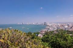 Pattaya city Royalty Free Stock Images