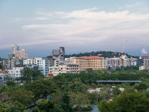Pattaya city Stock Images