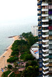 Pattaya condo. Royalty Free Stock Photo