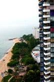 Pattaya condo. Royaltyfri Foto