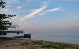 Pattaya hav Fotografering för Bildbyråer