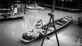 Pattaya het drijven markt Stock Fotografie