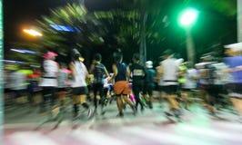 Pattaya maraton 2017 Zdjęcia Royalty Free