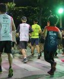 Pattaya maraton 2017 Obraz Stock