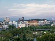 Pattaya miasto Obrazy Stock